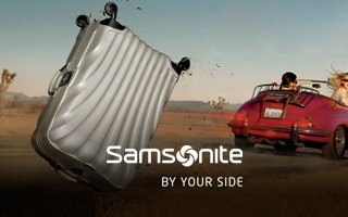 Samsonite новая коллекция