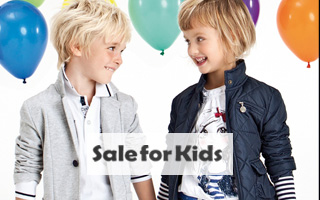 Sale for kids