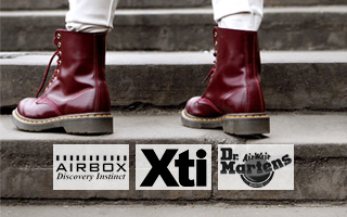 Dr. Martens, AIRBOX, XTI