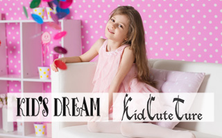 Kid's Dream, KiduteTure, Biruza kids