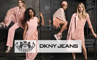 Juicy Couture, DKNY jeans