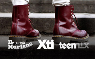 Dr. Martens, AIRBOX, XTI, Teenmix