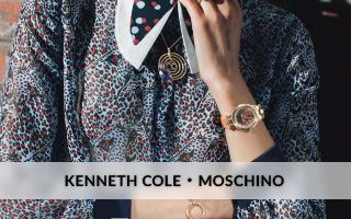 Часы Kenneth Cole, Moschino