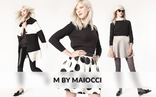 M BY MAIOCCI