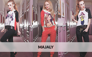 Majaly: casual style