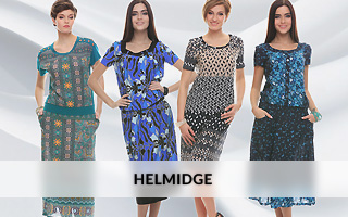 HELMIDGE PLUS SIZE