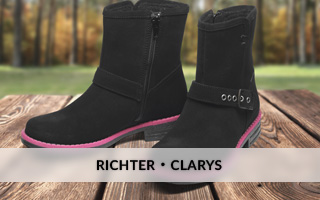 Richter, Clarys - shoes for kids