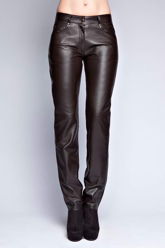 LEATHER PANTS Giorgio
