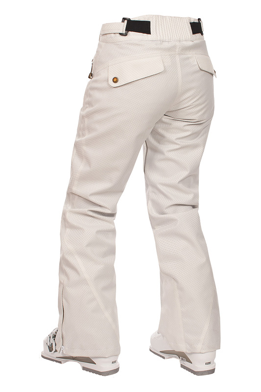 Фото 2 - sport pants Trespass цвет cream