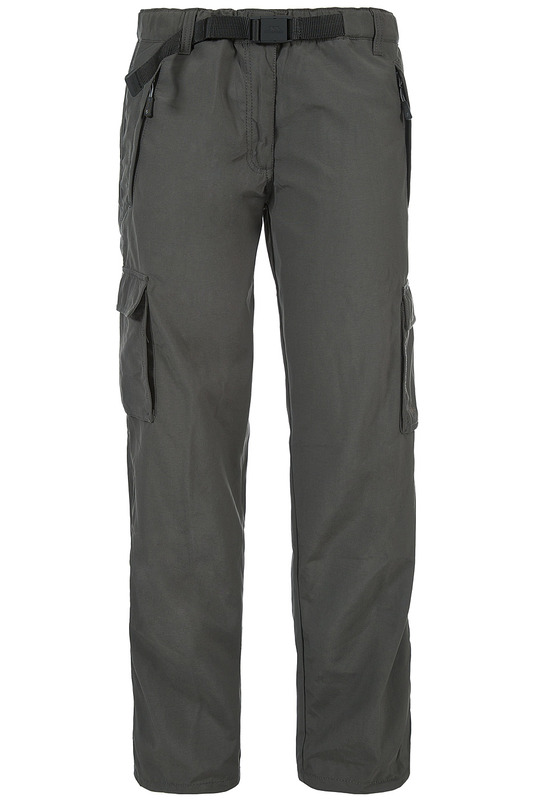 Фото - pants Trespass цвет khaki
