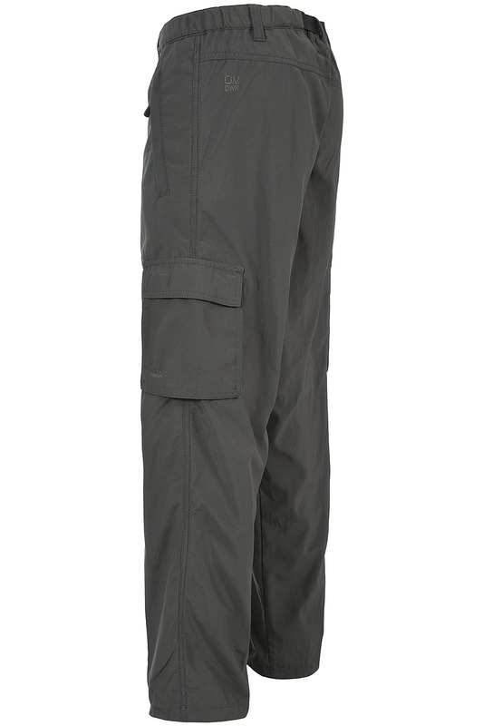 Фото 2 - pants Trespass цвет khaki