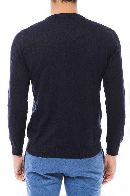 Фото 2 - jumper Trussardi Collection цвет navy