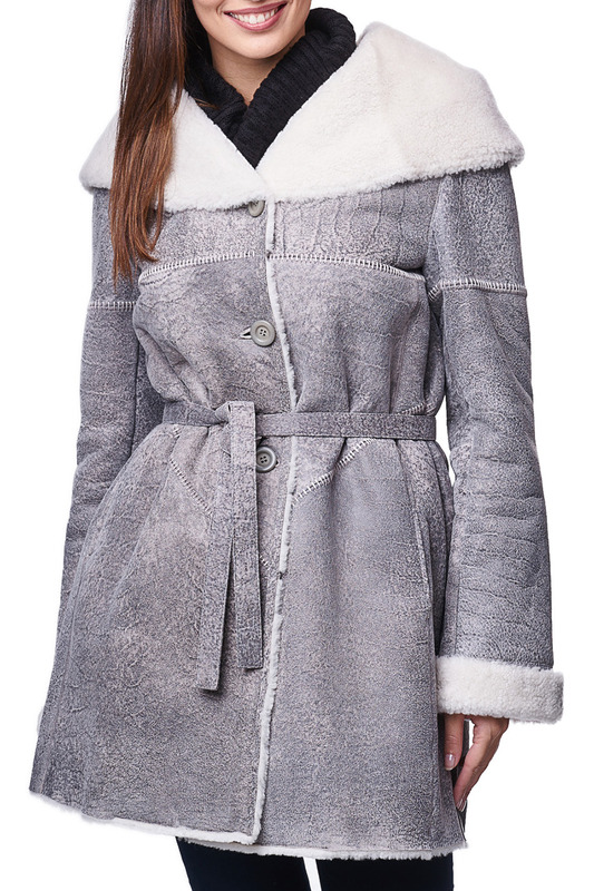 sheepskin coat Jean Guise Дубленки тонкие coat giorgio дубленки тонкие