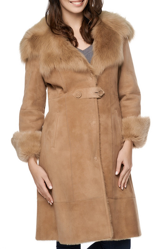 sheepskin coat Jean Guise sheepskin coat туника vitacci туника