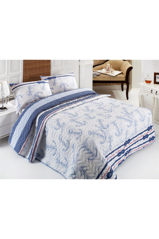 Double Quilted Eponj home Double Quilted double quilted bedspread set eponj home постельное белье с рисунком