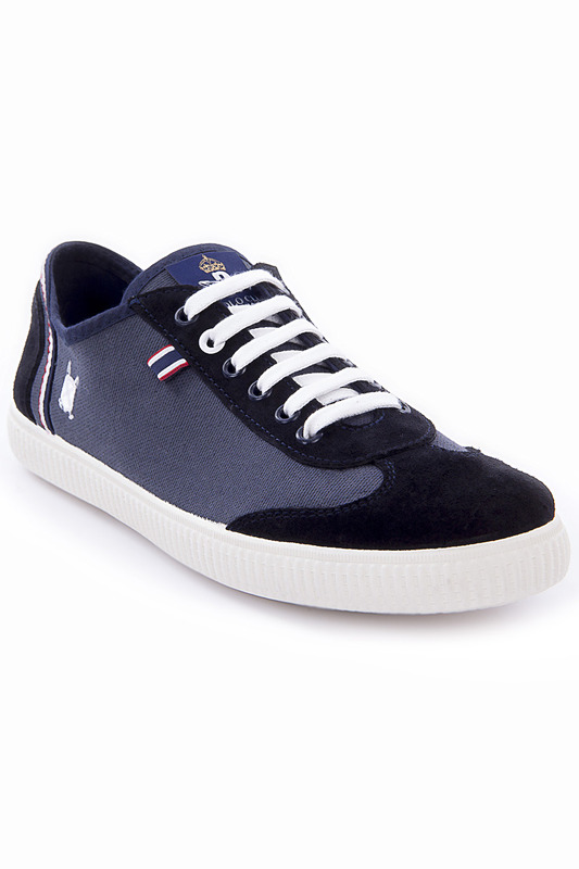 Фото - SNEAKERS POLO CLUB С.H.A. цвет navy and white