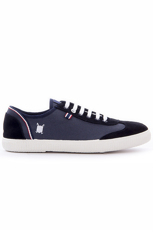 Фото 2 - SNEAKERS POLO CLUB С.H.A. цвет navy and white
