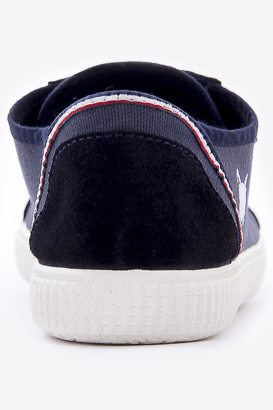 Фото 3 - SNEAKERS POLO CLUB С.H.A. цвет navy and white