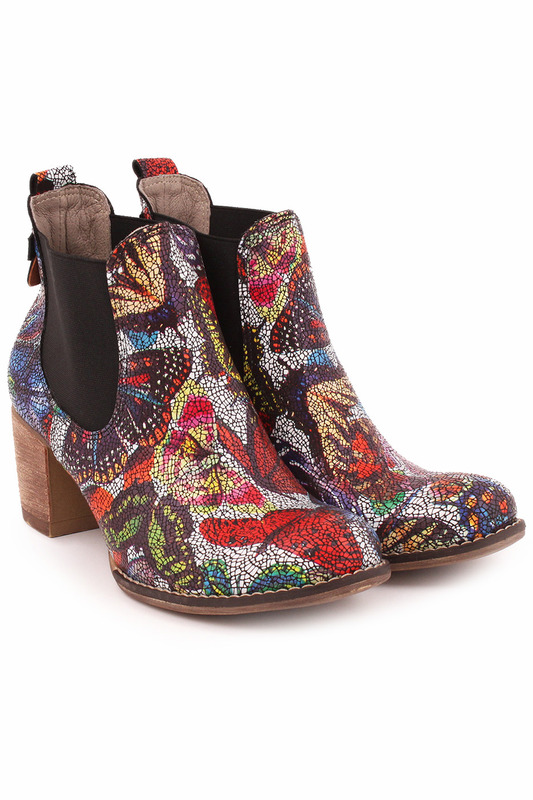 ANKLE BOOTS ZAPATO Ботильоны на толстом каблуке ankle boots roberto botella ankle boots