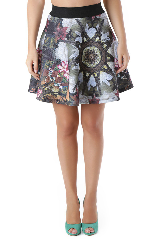 Skirt Sexy Woman Юбки полусолнце и солнце (клеш) жакет awesome apparel