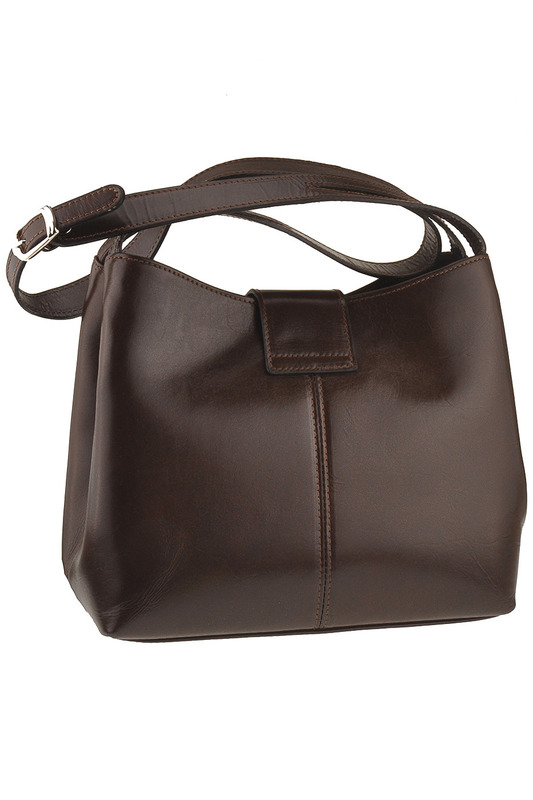 Фото 2 - bag Latteemilie цвет dark brown