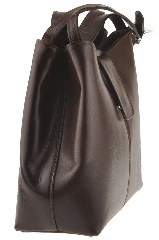 Фото 3 - bag Latteemilie цвет dark brown