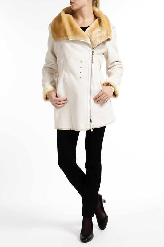 sheepskin coat BARONIA MADLEINE Дубленки тонкие coat giorgio дубленки тонкие