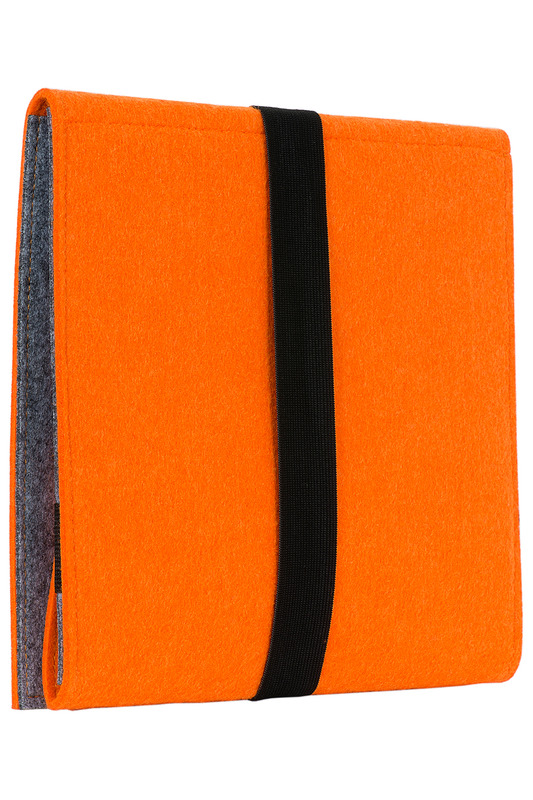 Фото 2 - Ipad/Tablet PC cover Burgmeister цвет orange