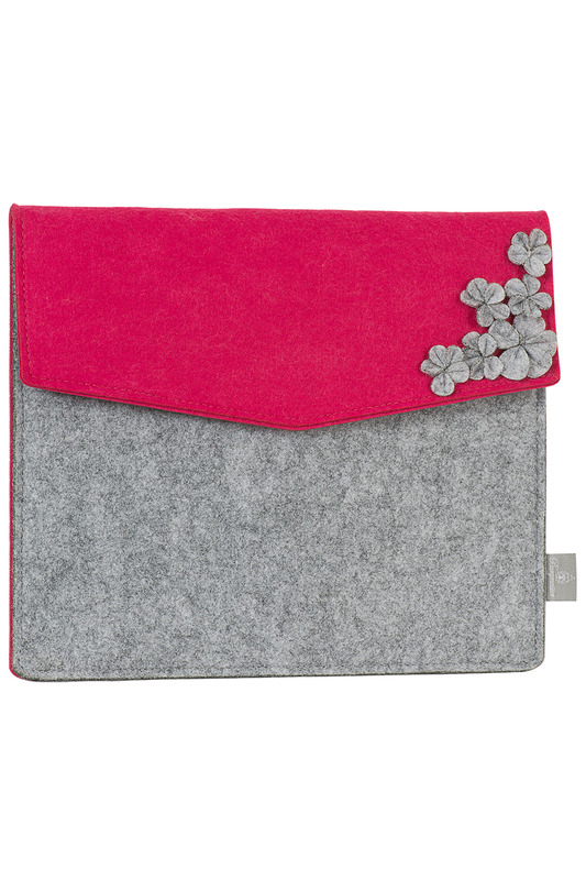Фото - Ipad-/Tablet PC cover Burgmeister цвет pink and gray