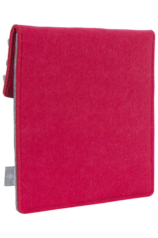 Фото 2 - Ipad-/Tablet PC cover Burgmeister цвет pink and gray