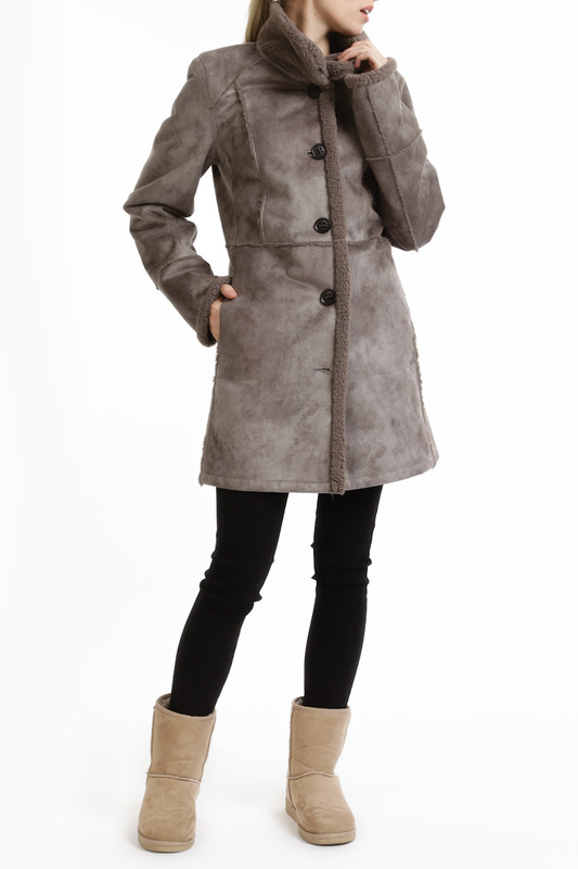 sheepskin coat Baronia Дубленки короткие sheepskin coat oakwood page 1