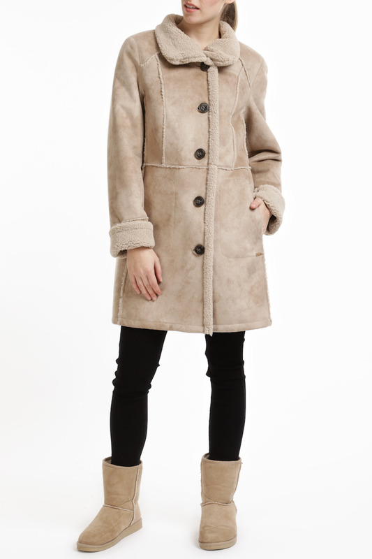 sheepskin coat Baronia Дубленки натуральные sheepskin coat oakwood page 1
