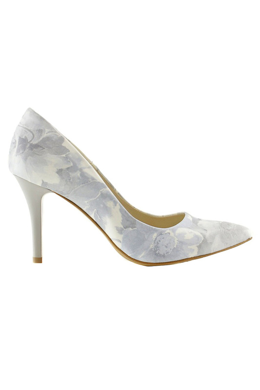 Фото - shoes BOSCCOLO цвет light blue, white