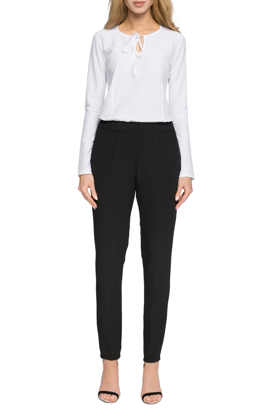trousers Stylove Брюки зауженные брюки stylove брюки стрейч