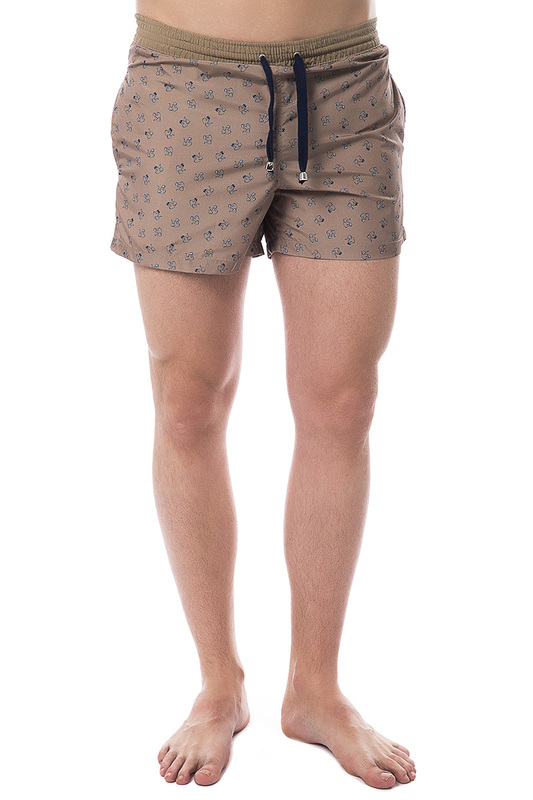 shorts BAGUTTA BEACHWEAR Шорты с принтом шорты bagutta beachwear шорты