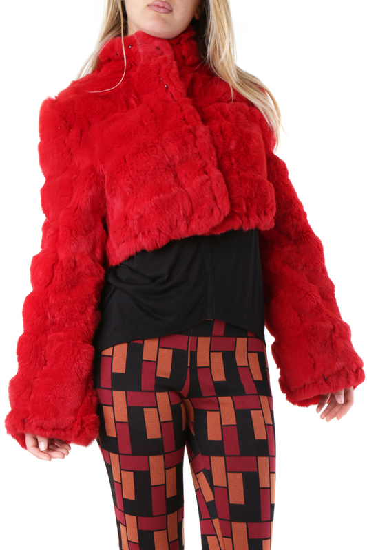 Fur jacket John Richmond Fur jacket fur jacket john richmond fur jacket page 6