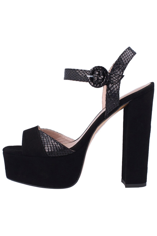 heeled sandals ROBERTO BOTELLA Босоножки на танкетке (платформе) американка irfe майки спортивные