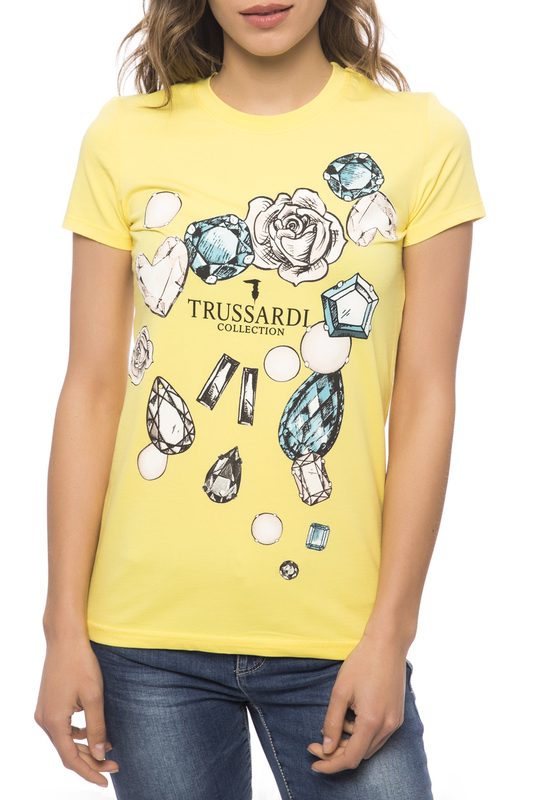 T-shirt Trussardi Collection T-shirt t shirt trussardi collection t shirt