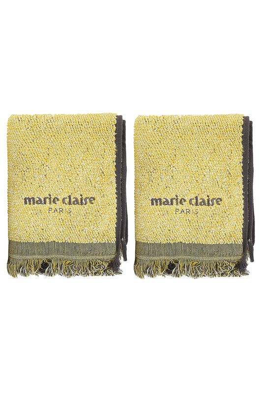 towel set, 2 pieces Marie claire towel set, 2 pieces бритва 2 кассеты gillette