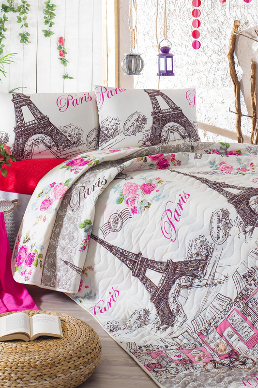 Double Bedspread Set Eponj home Double Bedspread Set толстовка silvian heach kids толстовка