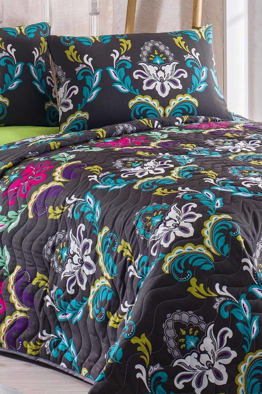 Double Bedspread Set Eponj home Double Bedspread Set double quilted bedspread set eponj home постельное белье с рисунком