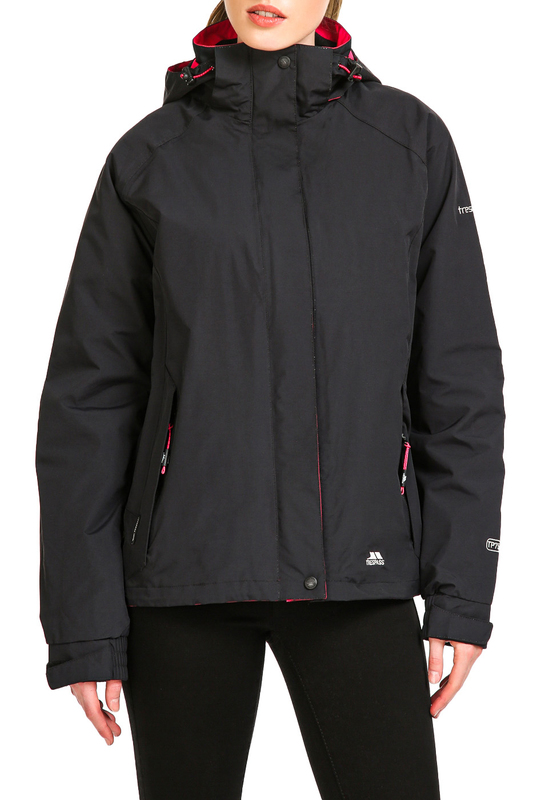 jacket Trespass jacket jacket homebase jacket