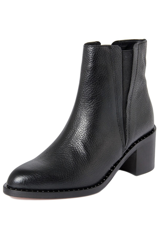 ankle boots GUSTO Ботильоны на толстом каблуке ankle boots gusto ботильоны на каблуке