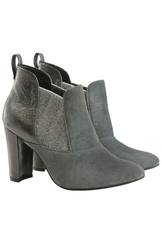 ANKLE BOOTS BOSCCOLO Ботильоны на толстом каблуке ankle boots gusto ботильоны на каблуке