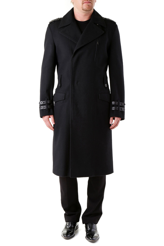 Мужские пальто John Richmond (Джон Ричмонд) Coat John Richmond