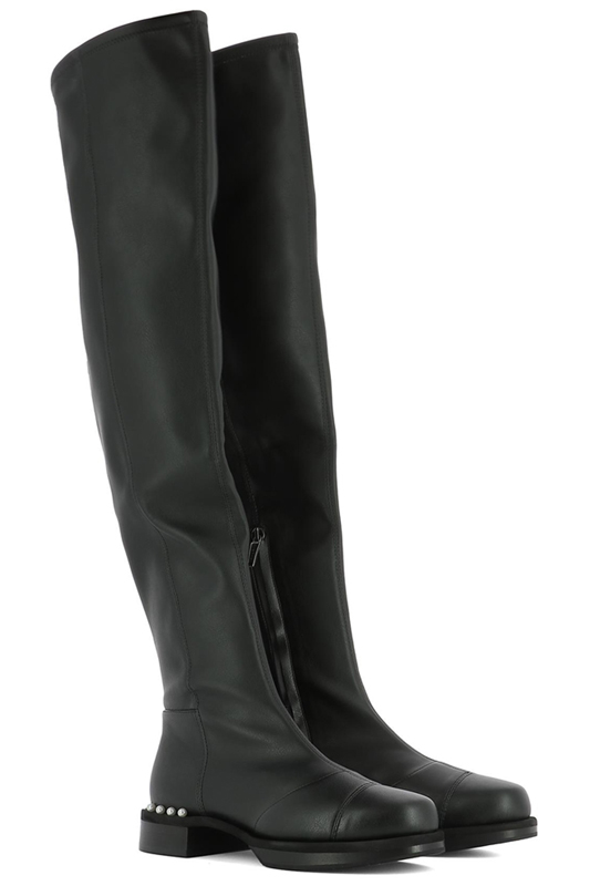 Boots & booties Grey Mer Boots & booties boots dsquared2 boots