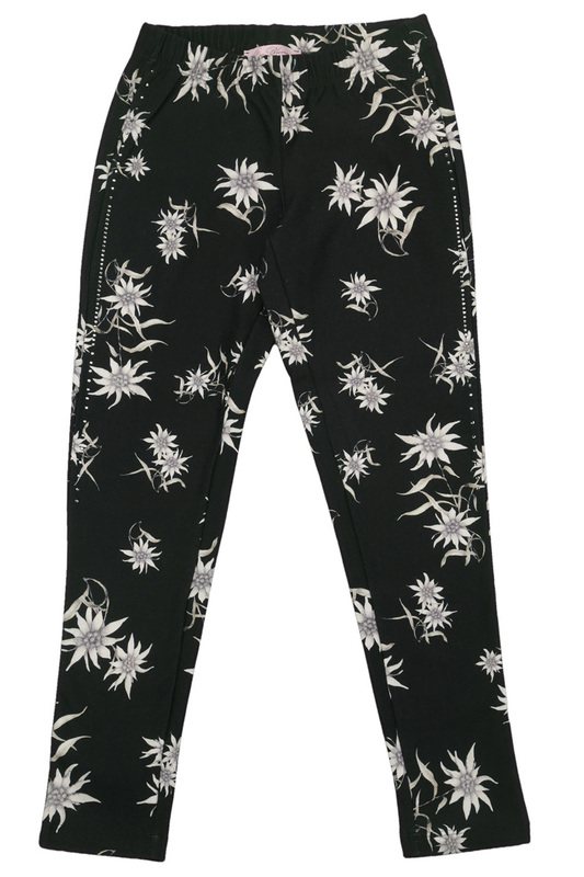 PATTERNED LEGGINGS Miss Blumarine PATTERNED LEGGINGS консилер perfect teint illumin artdeco консилер perfect teint illumin
