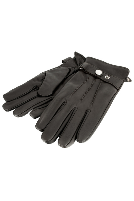 gloves WOODLAND LEATHER gloves брюки scervino street брюки