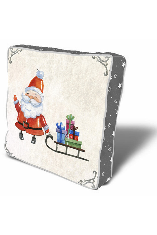 Cushion CHRISTMAS - 2017 Cushion ель monte christmas ель