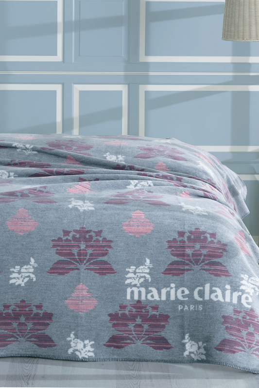 Double Blanket Marie claire Double Blanket double set 2sp marie claire double set 2sp